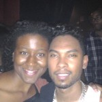My Close Up w/ Miguel!!!